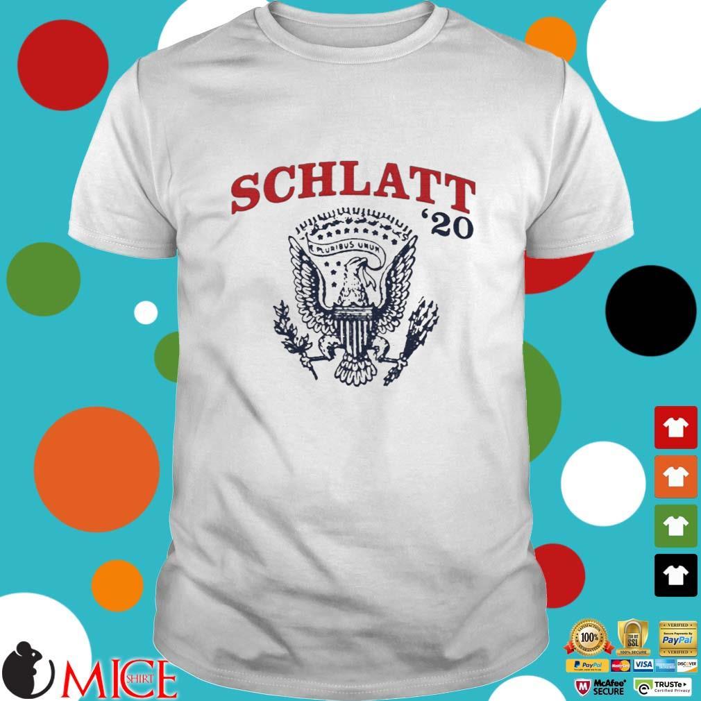 Schlatt '20 shirt