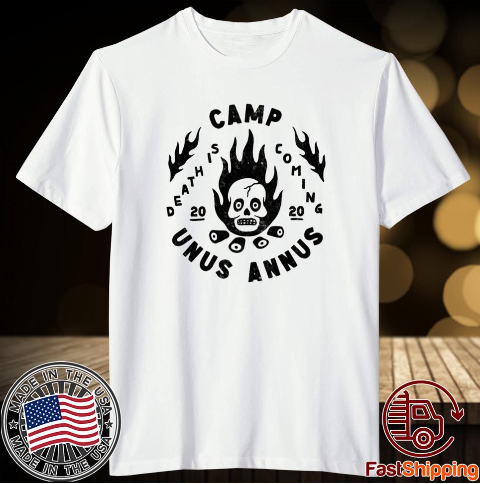 Camp unus annus t-shirt