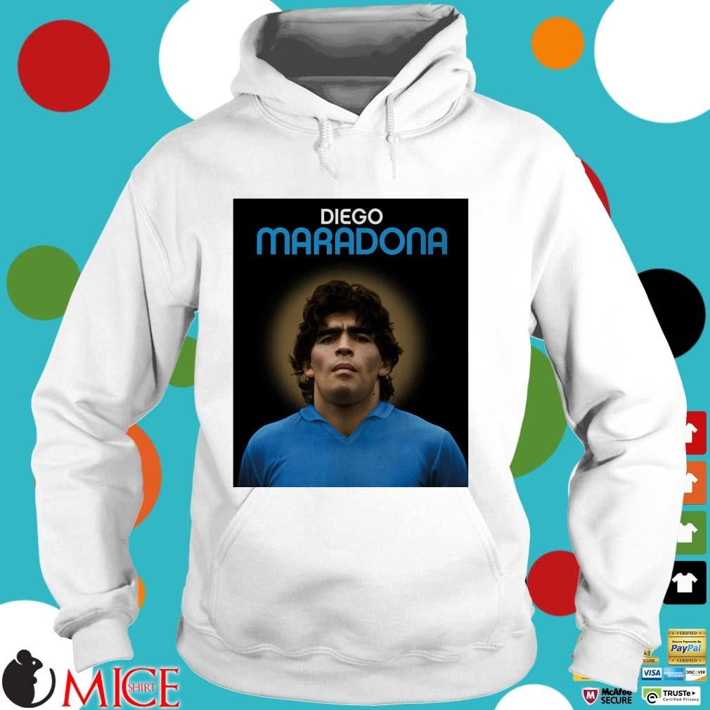 Legend Argentina Diego Maradona s Hoodie trang