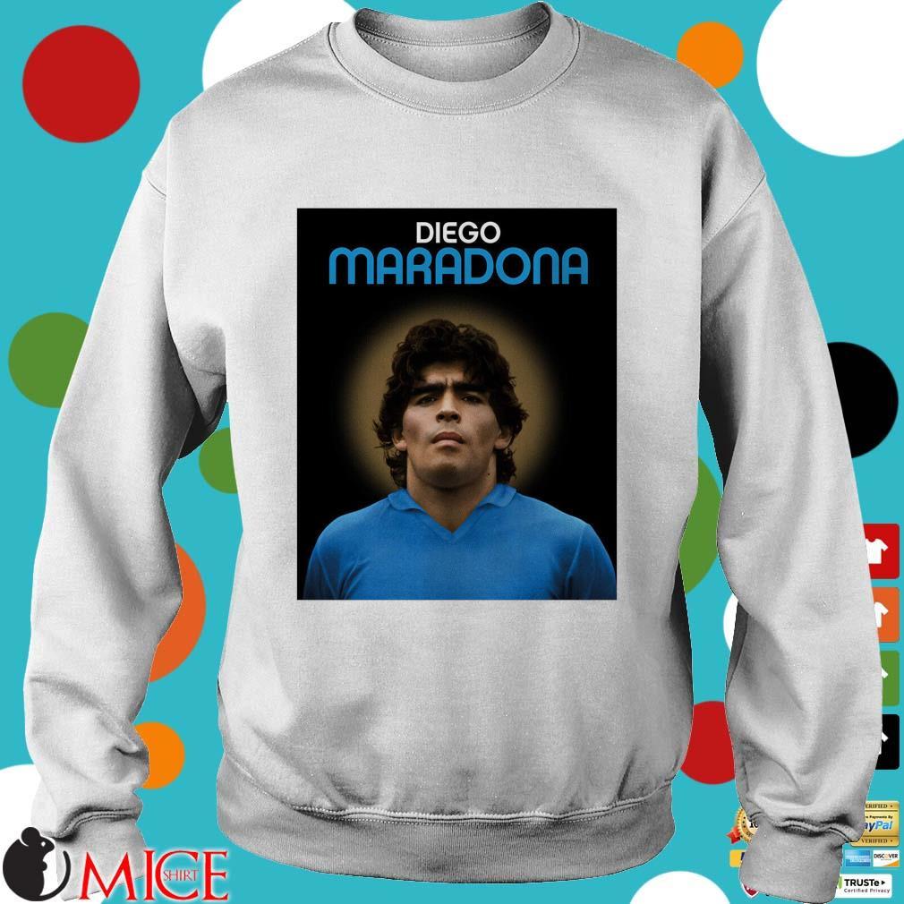 Legend Argentina Diego Maradona shirt
