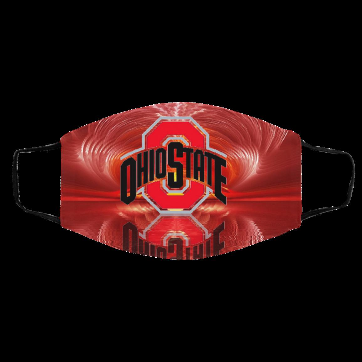 =Ohio= St=ate Universi-ty Cloth Face Mask