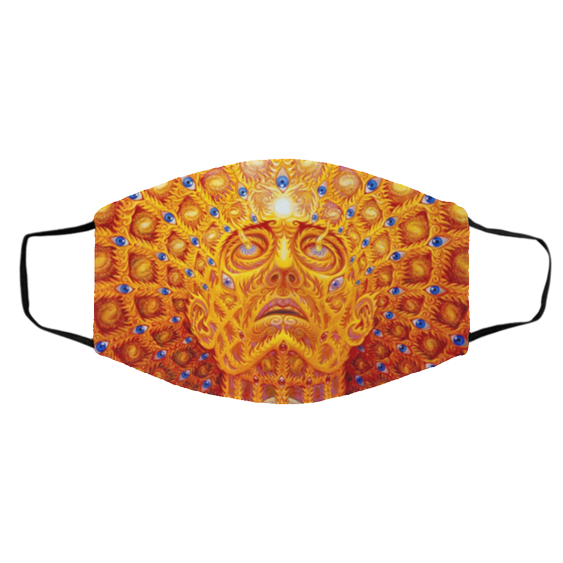 ale-x g-rey desi-gn tr-ans-igurat-ion 2020 baukencur Face Masks Filter